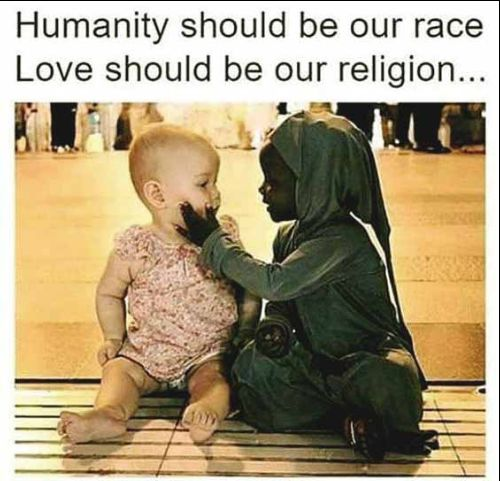 quotes about humanity and peace