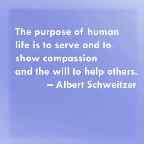serve humanity quotes