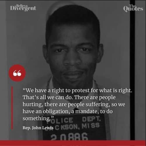 representative john lewis quotes