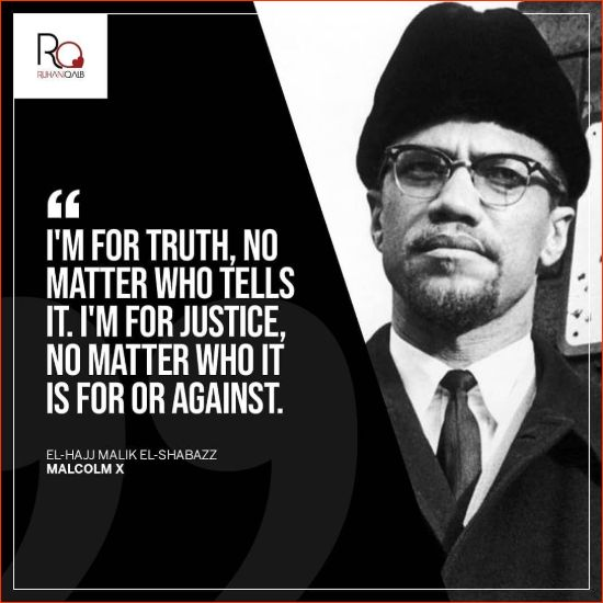 famous malcolm x quotes
