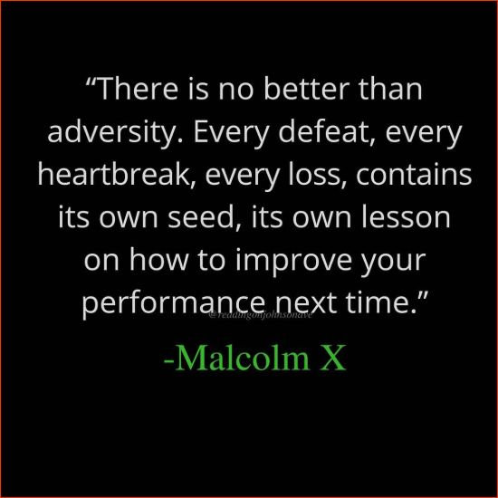 malcolm x quotes black power