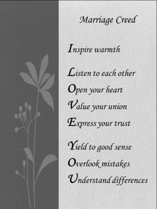 marriage quotes on wedding day