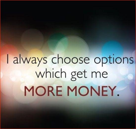 chasing money quotes
