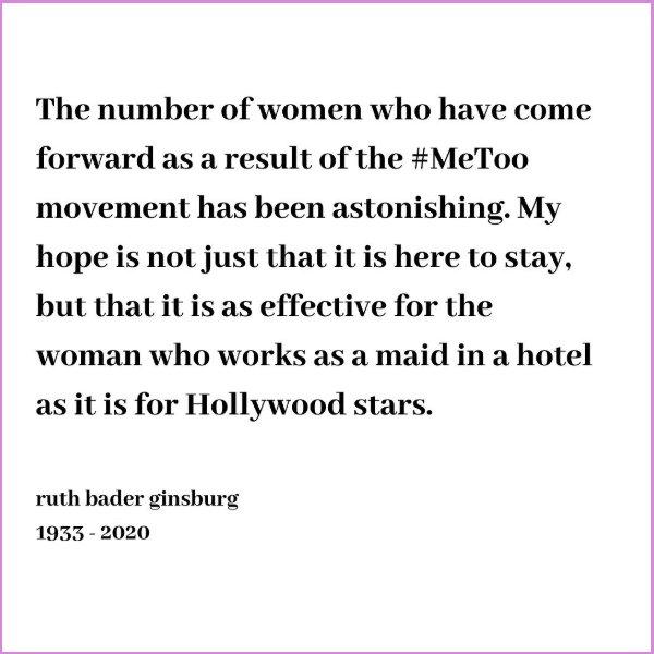 notorious rbg ruth bader ginsburg quotes