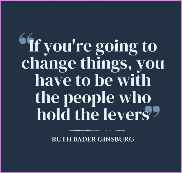 ruth bader ginsburg quotes on love