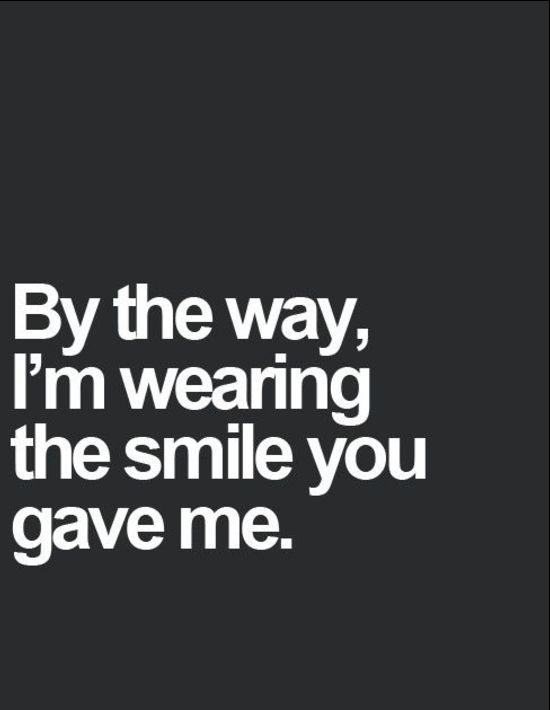 cutest smile quotes