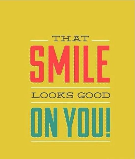 Smile Quote on success