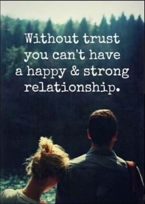 will trust quotes