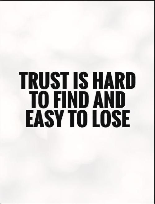 trust understanding quotes