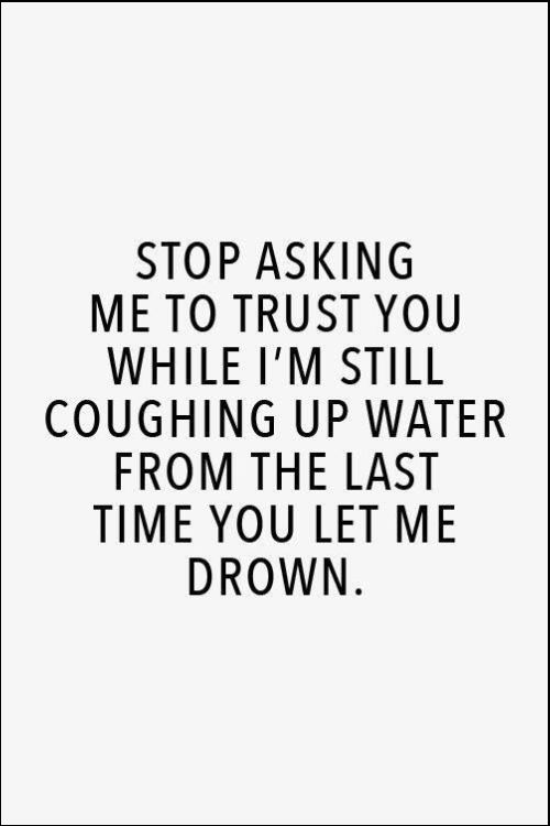trust quotes with images