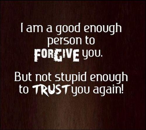 trust quotes whatsapp status