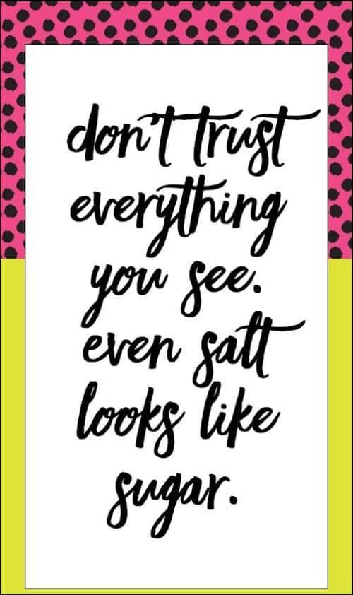 when you break trust quotes