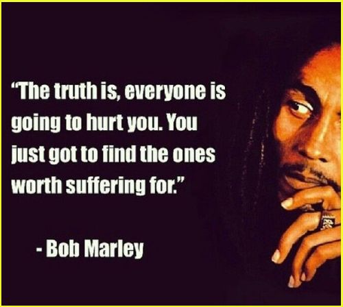 bob marley quotes truth is