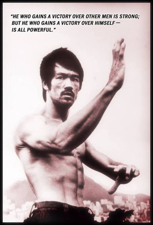 bruce lee philosophy quotes