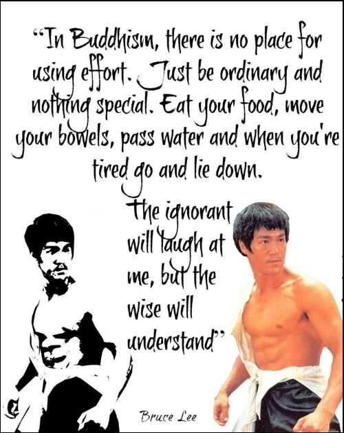 quotes from bruce lee