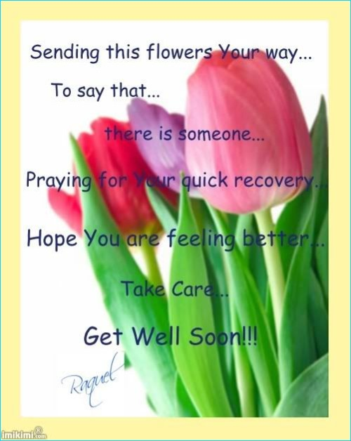 get well soon messages quotes