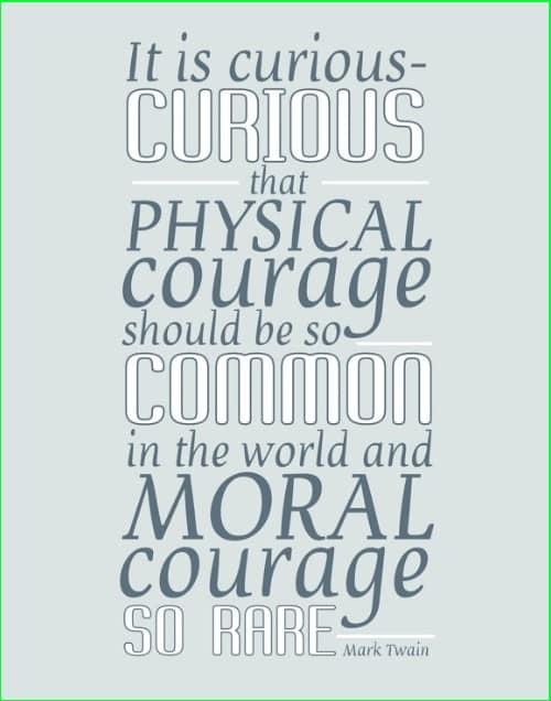 mark twain quotes purpose of life