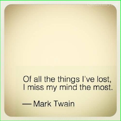 mark twain quotes meaning
