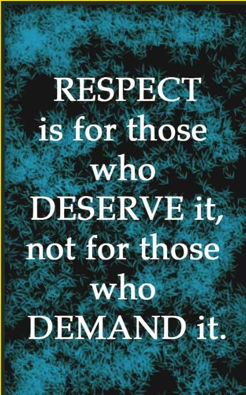 respect quotes brainyquote