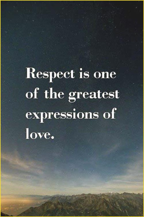 respect quotes on parents