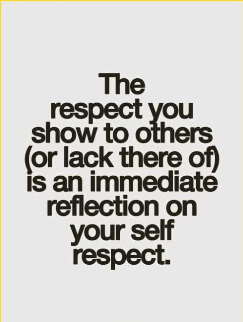 respect quotes relationship