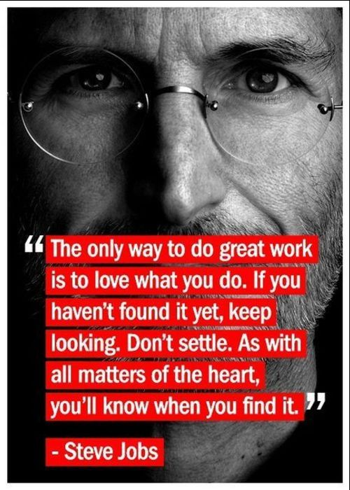 steve jobs quotes about leadership