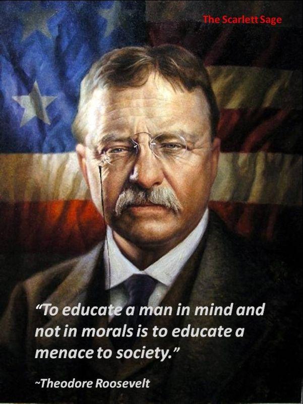 best theodore roosevelt quotes