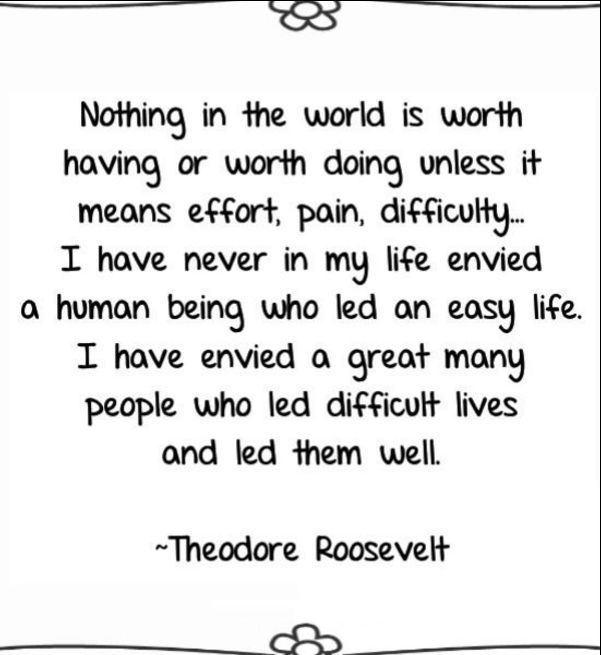 quotes about theodore roosevelt