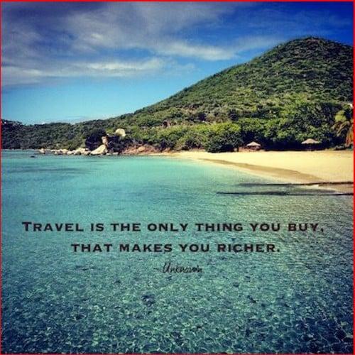 travel quotes best