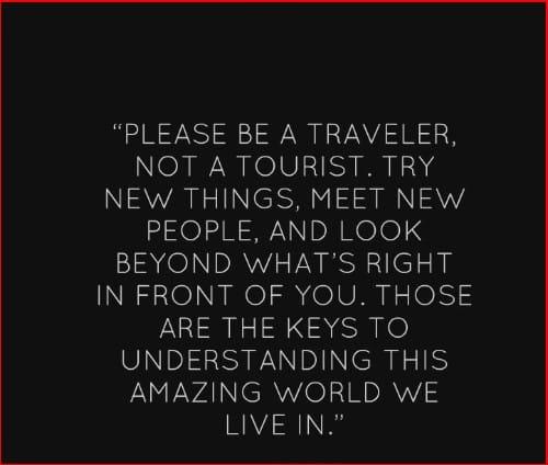 travel quotes joy