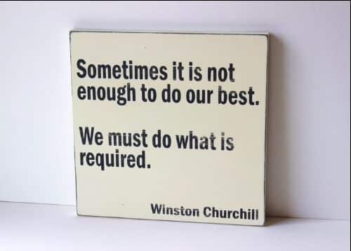 winston churchill muslim quotes