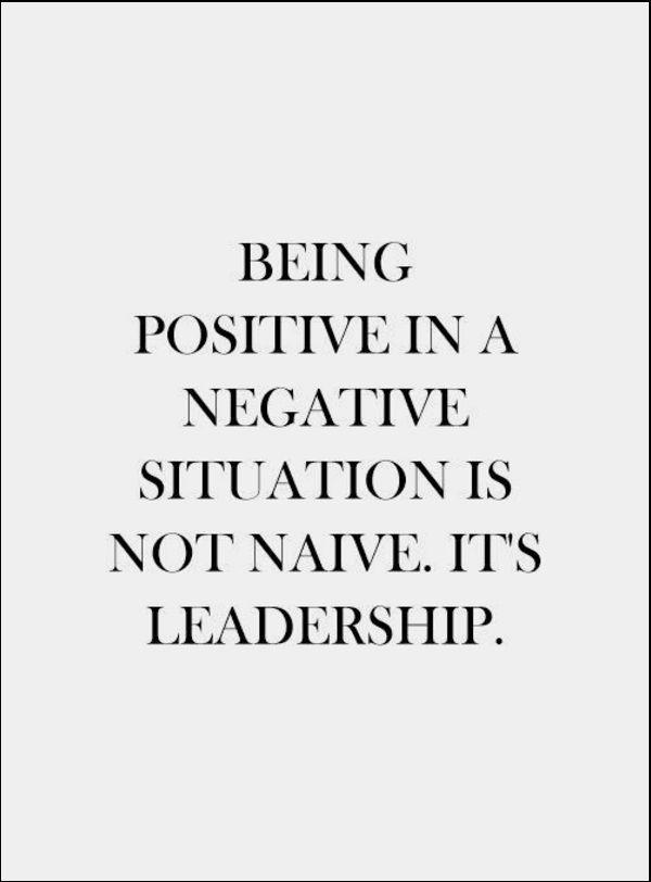 short leadership quotes