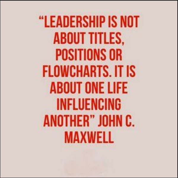 famous quotes about leadership