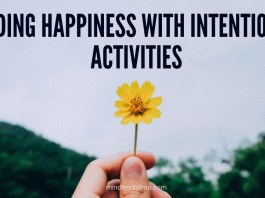 Finding Happiness with Intentional Activities