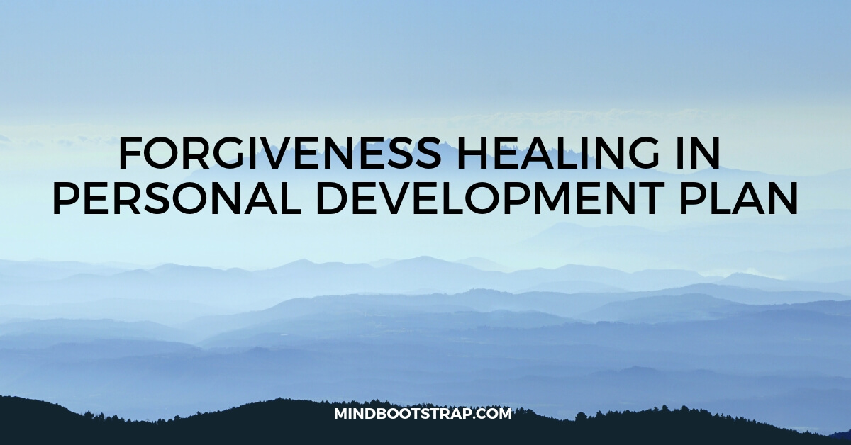 Find Inner Peace by Learning to Forgive as a Form of Anger Self-Help