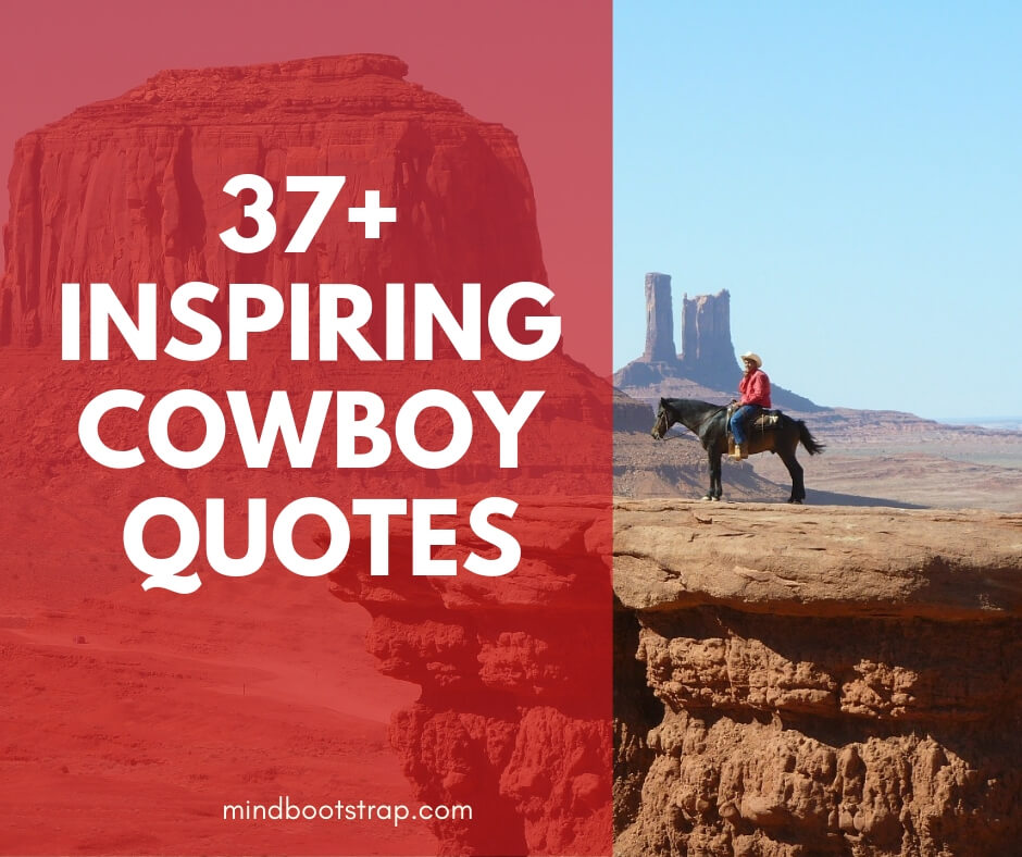 37+ Best Cowboy Quotes & Sayings