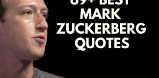 best Mark Zuckerberg quotes & sayings