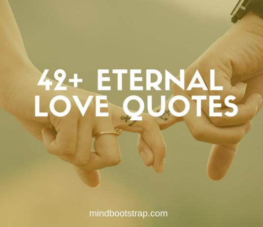 best eternal love quotes & sayings