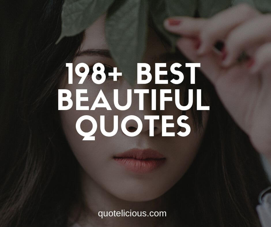 Beautiful Quotes and Sayings about Life, Love, Friendship, Smile
