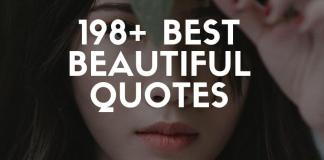 best beautiful quotes and sayings