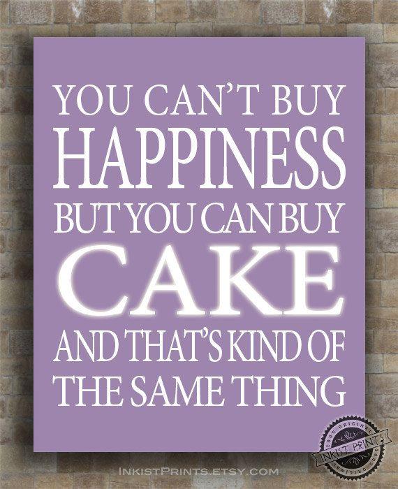 Quotes About Cake : quotes, about, Quotes, About, Happiness, Quotes)