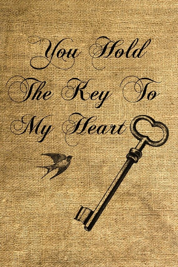 Love Is The Key Quotes : quotes, Quotes, About, Heart, Quotes)
