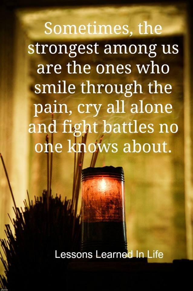 Fighting Alone Quotes : fighting, alone, quotes, Quotes, About, Fighting, Battle, Alone, Quotes)
