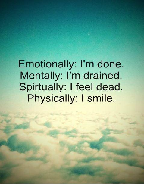 Emotionally Exhausted Quotes : emotionally, exhausted, quotes, Quotes, About, Feeling, Emotionally, Drained, Quotes)