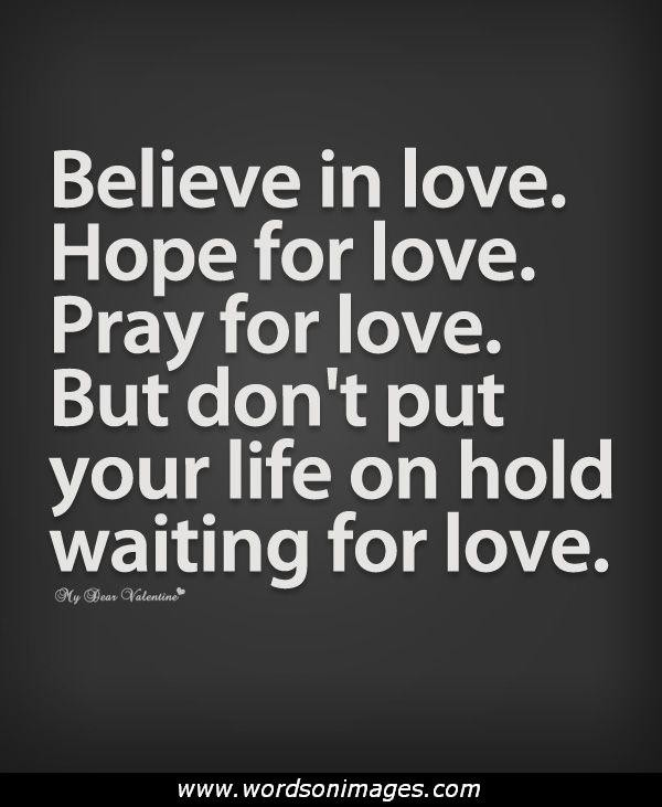 I Don T Believe In Love Quotes : believe, quotes, Quotes, About, Don't, Believe, Quotes)