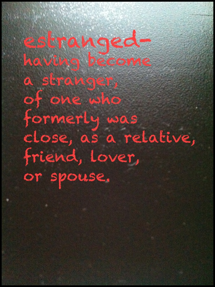 Estranged Siblings Quotes : estranged, siblings, quotes, Quotes, About, Estranged, Brother, Quotes)