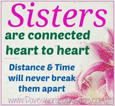 Quotes About Sister Far Away (23 Quotes