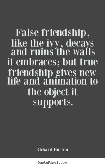 False Friendship : false, friendship, Quotes, About, False, Friend, Quotes)