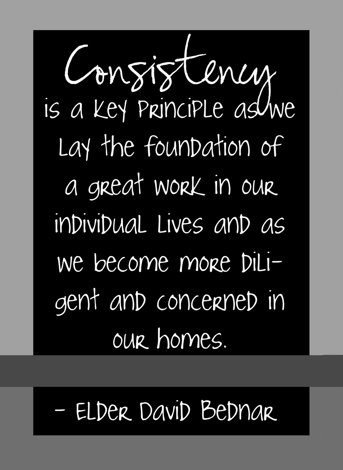 Be Consistent Quotes : consistent, quotes, Quotes, About, Consistent, Performance, Quotes)