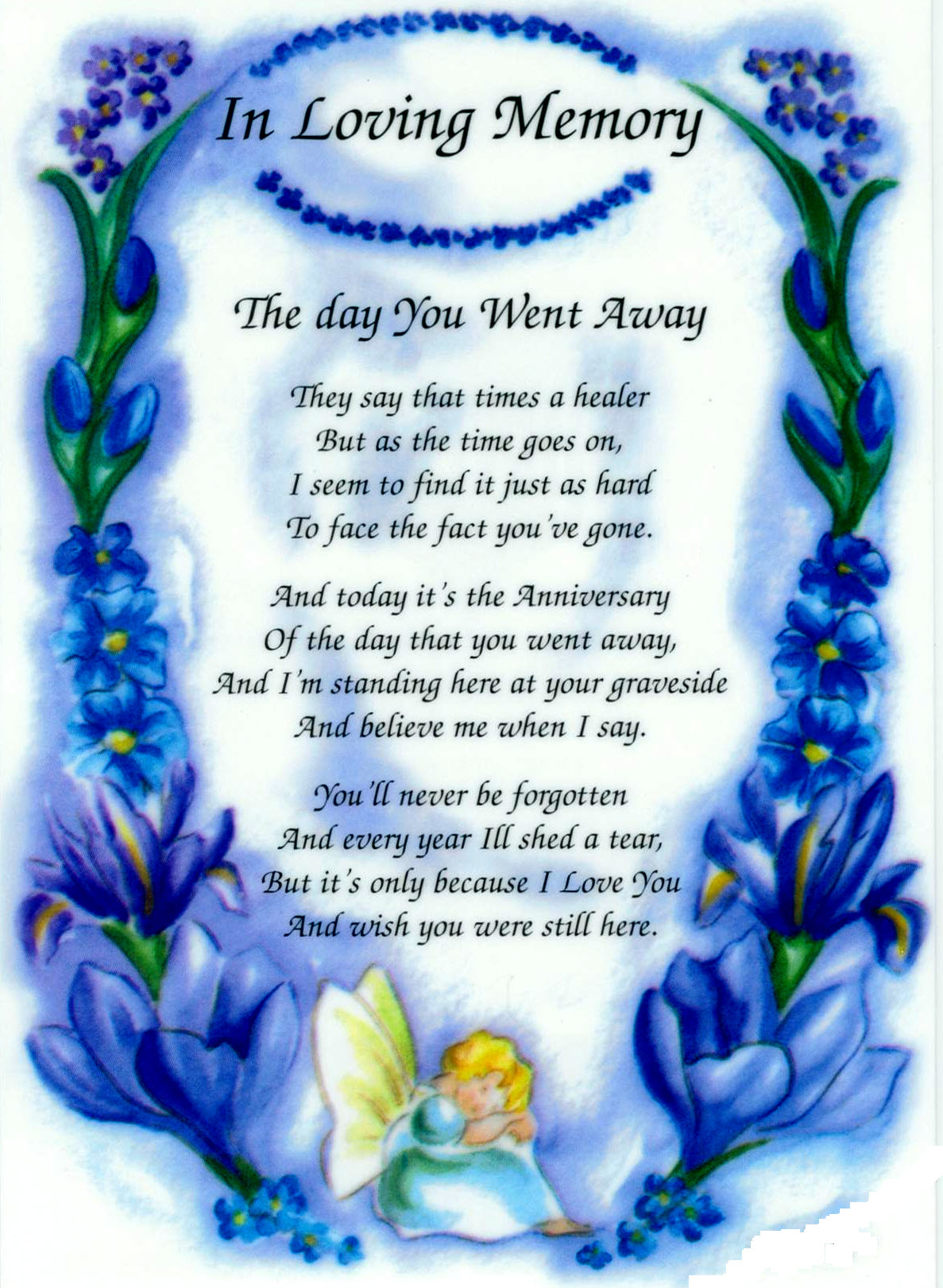 Wedding Anniversary After Death Of Spouse Quotes : wedding, anniversary, after, death, spouse, quotes, Quotes, About, Death, Anniversary, Quotes)